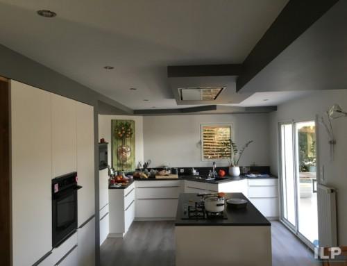 Plafond de cuisine